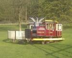 Childrens train ride